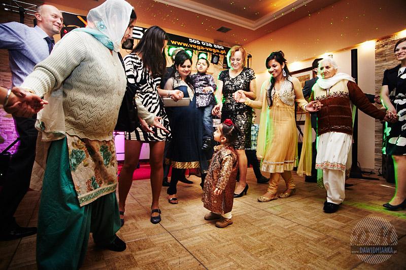 Zdjęcia orientalne z wesela