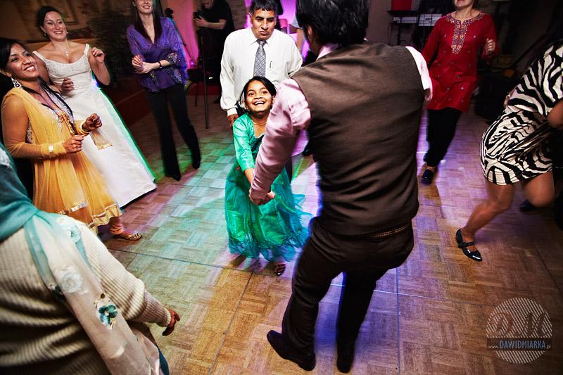 Kultura indyjska na weselu